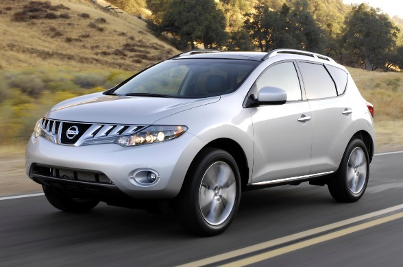 New Car Review  2012 Nissan Murano
