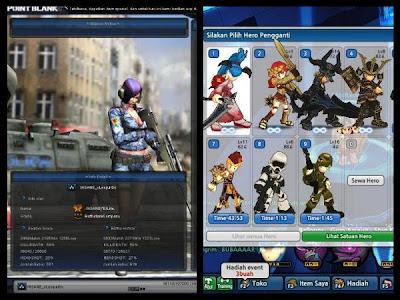 Jual/Beli Char Game Online