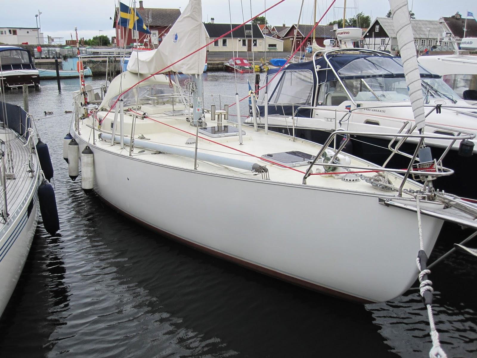 kaskelot sejlbåd