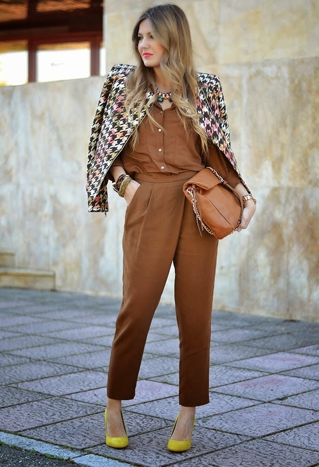 Jumpsuit Outfits Pinterest Fall Outfit Jumpsuit With