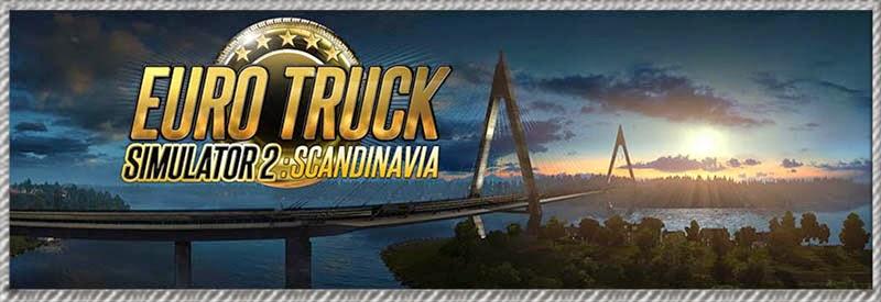 Euro Truck Simulator 2: Scandinavia Multilenguaje (Español)