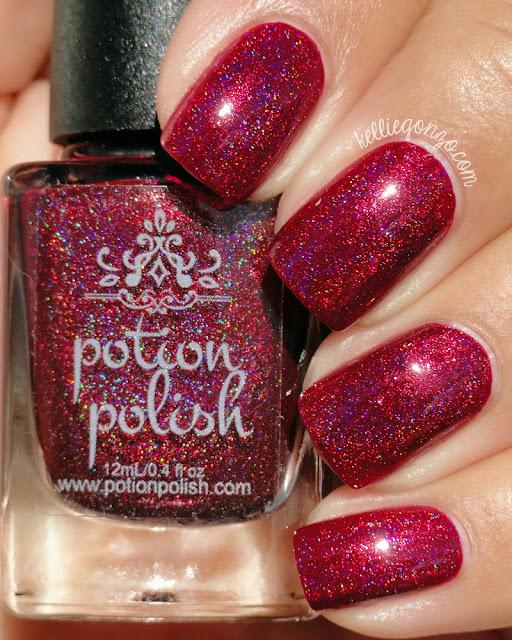 Potion Polish Let's Get Elf'd Up