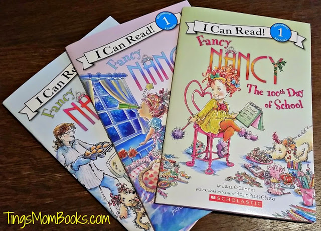 fancy nancy i can read