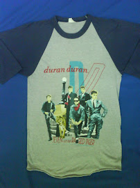 VTG DURAN DURAN (SOLD)