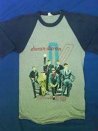 VTG DURAN DURAN (SOLD)