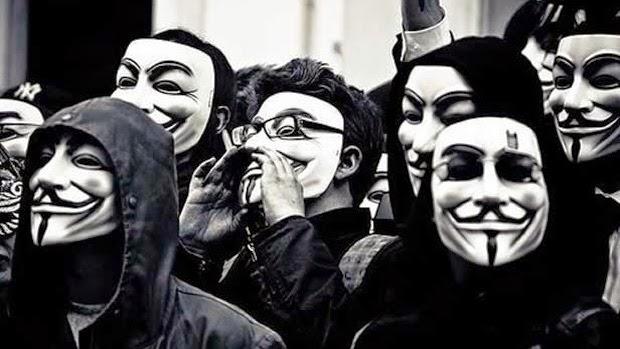 Anonymous uma ideia, uma legião.