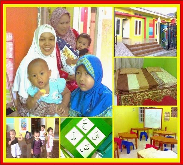 Taman Penitipan Anak Terpadu BAITUL 'AINI Islamic Daycare