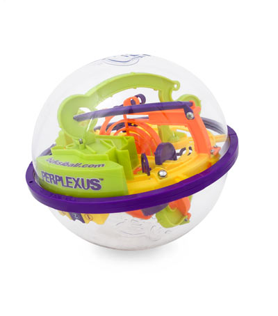 Amy Rozanski - Harlach: Perplexus: The Bendy, Trendy, Can ...