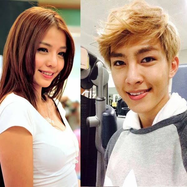 Aaron yan and puff guo dating in real life 5