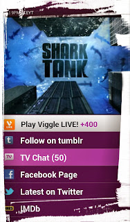 Shark Tank, ABC, Viggle Insider, Viggle, Viggle Mom, Viggle Live