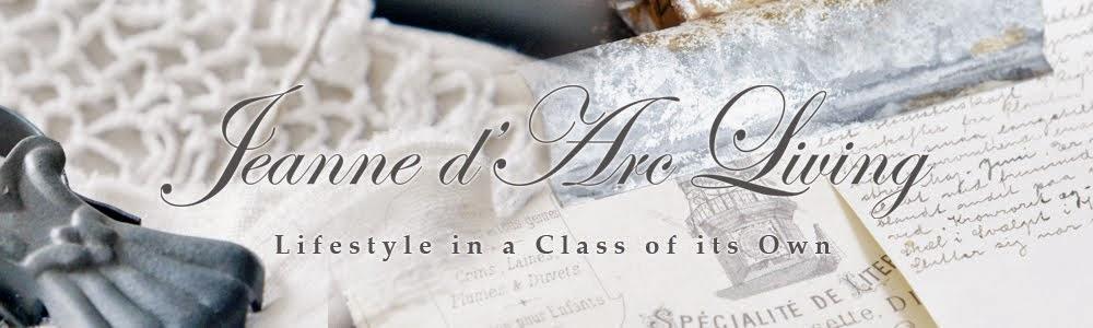 Jeanne d'Arc Livíng Blog