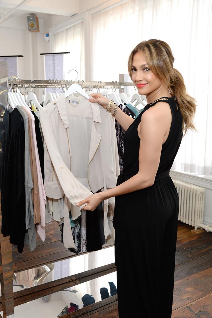JENNIFER LOPEZ DEBUTS ... Jennifer Lopez Clothing