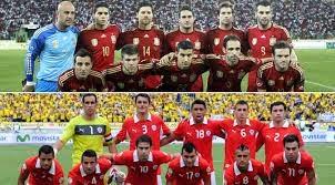 Prediksi Spanyol vs Chile