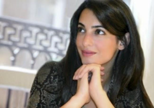 Anak Perempuan Prof Ramzi Alamuddin Bakal Berkahwin Dengan Pelakon Hollywood George Clooney