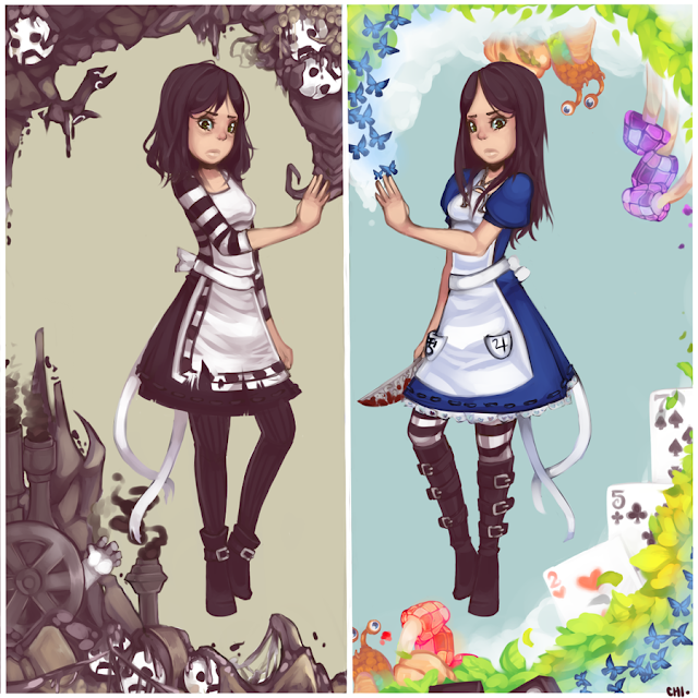 Alice Madness Returns por chimarii
