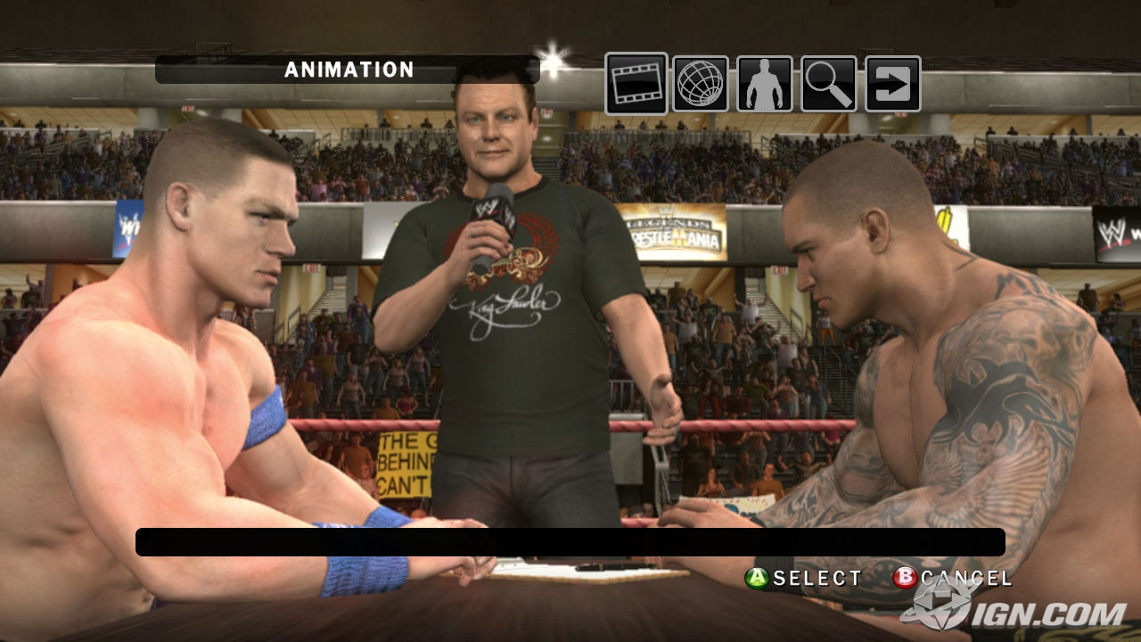 WWE Smackdown vs raw 2010 ~ All the awesome things!