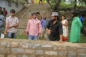 Singam 123 movie working stills-thumbnail-9