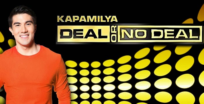 kapamilya deal or no deal registration Home essays deal & kennedy deal & kennedy topics: risk kapamilya deal or no deal registration essayto register and have a chance to be a studio contestant.