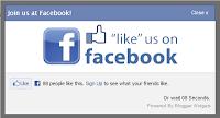 Cara Membuat Likebox Facebook Menggunakan Waktu Pada Blog