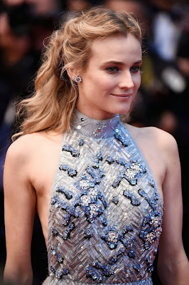 Diane Kruger is glamorous in Prada at the 'Sea of Trees' 2015 Cannes Film Festival Premiere