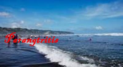 +Pantai Parangtritis Jogja atau yogyakarta