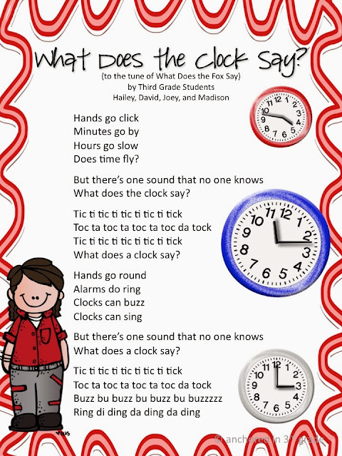 http://www.teacherspayteachers.com/Product/What-Does-The-Clock-Say-1041929