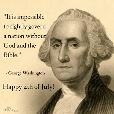 George Washington Quotes Bible