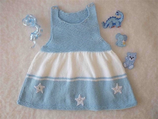 Free Baby Clothes Knitting Patterns : free knitting pattern: baby clothes 2012