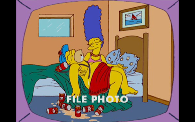  Simpson art parody 