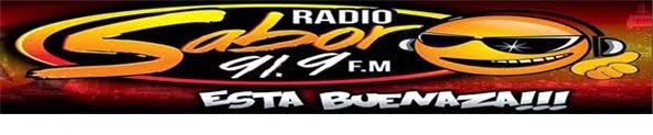 """RADIO SABOR """"ESTA BUENAZA"""" 91.9 FM - SULLANA - PERÚ"""