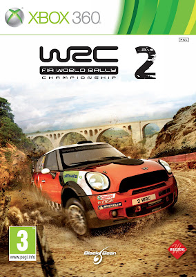 WRC 2: FIA World Rally Championship 2011 Xbox 360