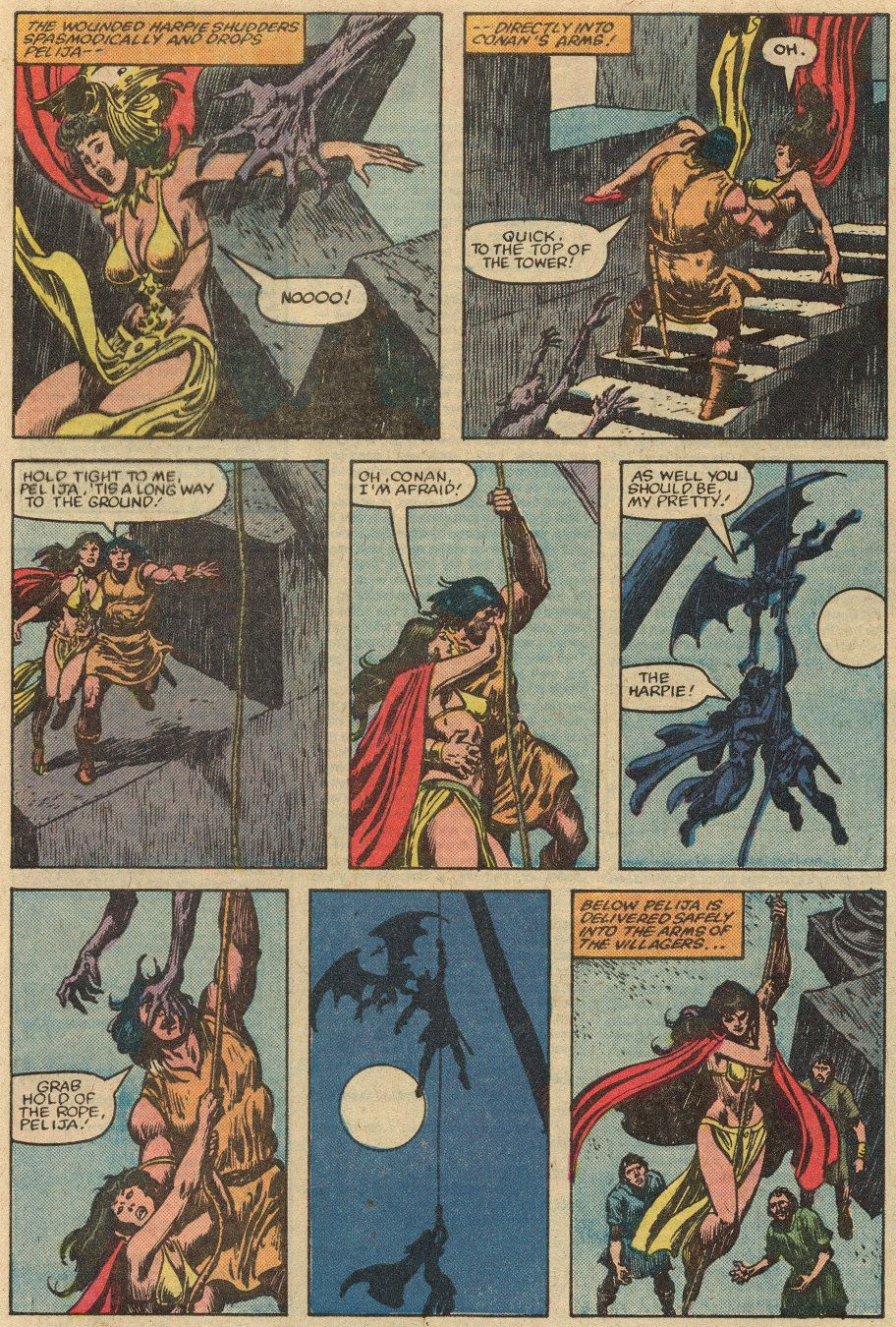 Conan the Barbarian (1970) Issue #147 #159 - English 24
