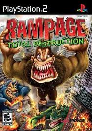 Free Download Games rampage total destruction ps2 iso untuk komputer full version