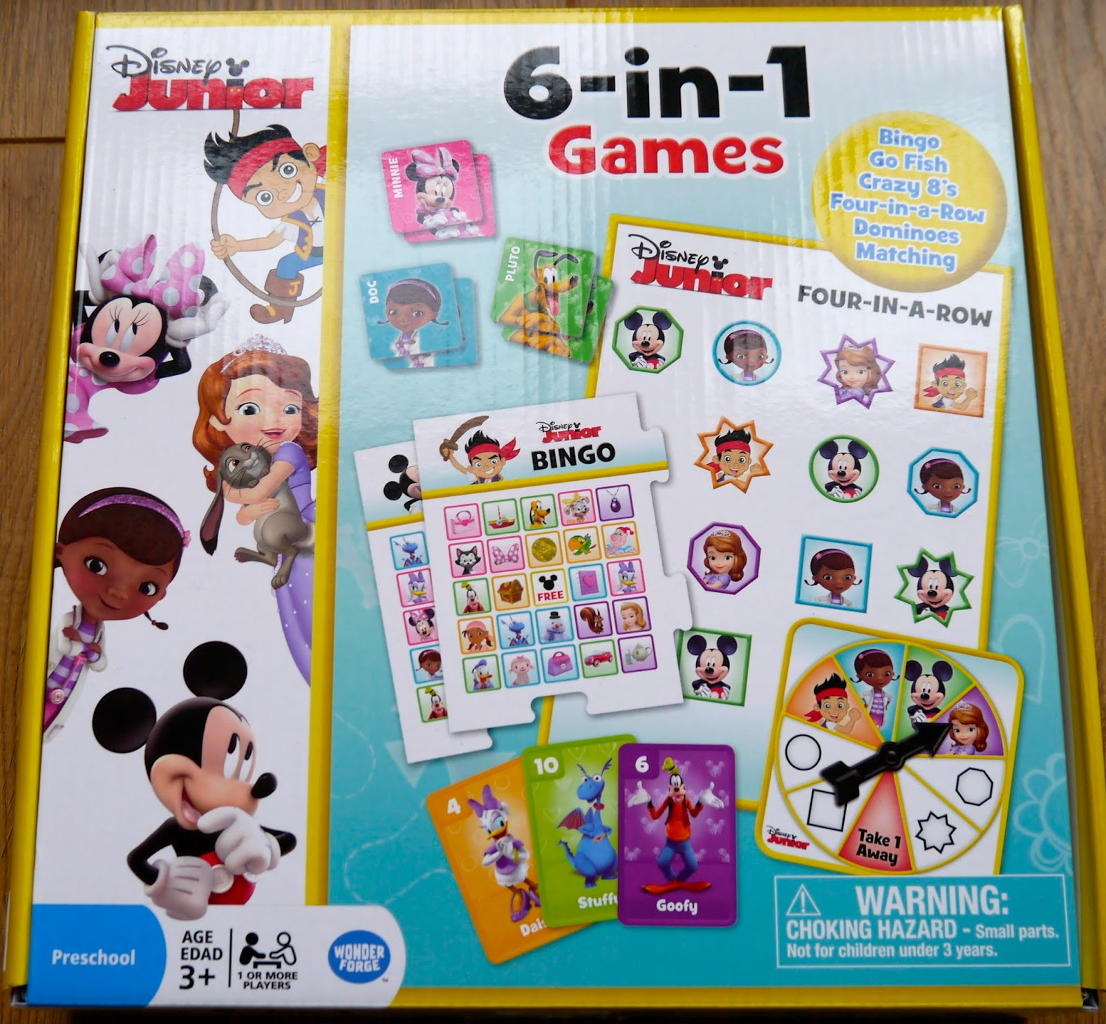 disney preschool games free disney junior 6 in 1 collection kerry louise norris 530