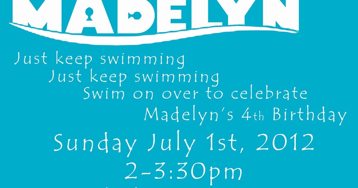 Buckeye Barrys Blog: We Found Nemo: Madelyn's Finding Nemo ...