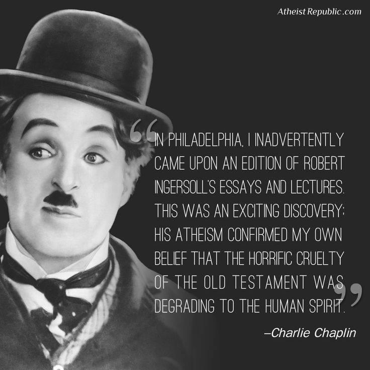 Charlie!