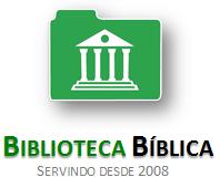 BIBLIOTECA BÍBLICA (RECOMENDÁVEL)