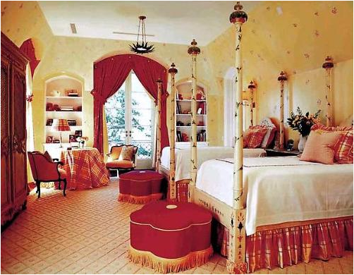 Key interiors by shinay moroccan bedroom design ideas for Ethnic bedroom ideas