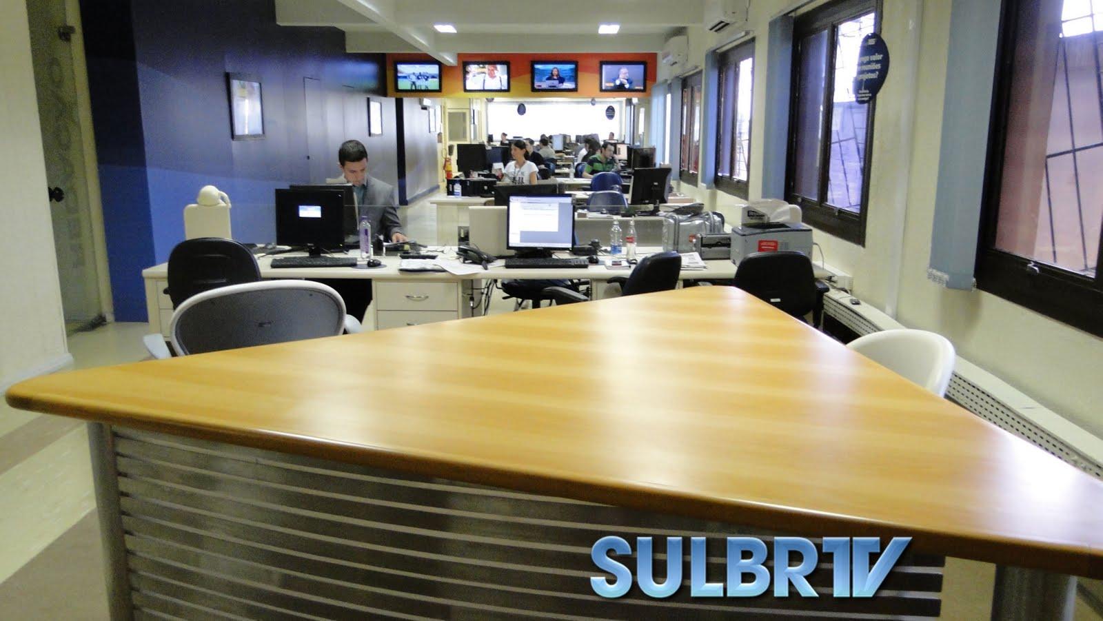Rbs Tv Sala De Redacao ~ Blog SulBRTVcom RBS Notícias de Santa Maria será apresentado da