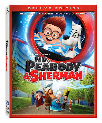 Mr Peabody And Sherman 2014 BDRip