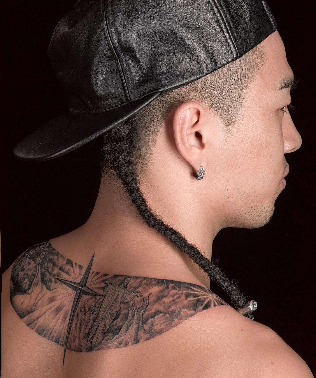 G Dragon 2013 Tattoos BIGBANG: Taeyang's Tat...