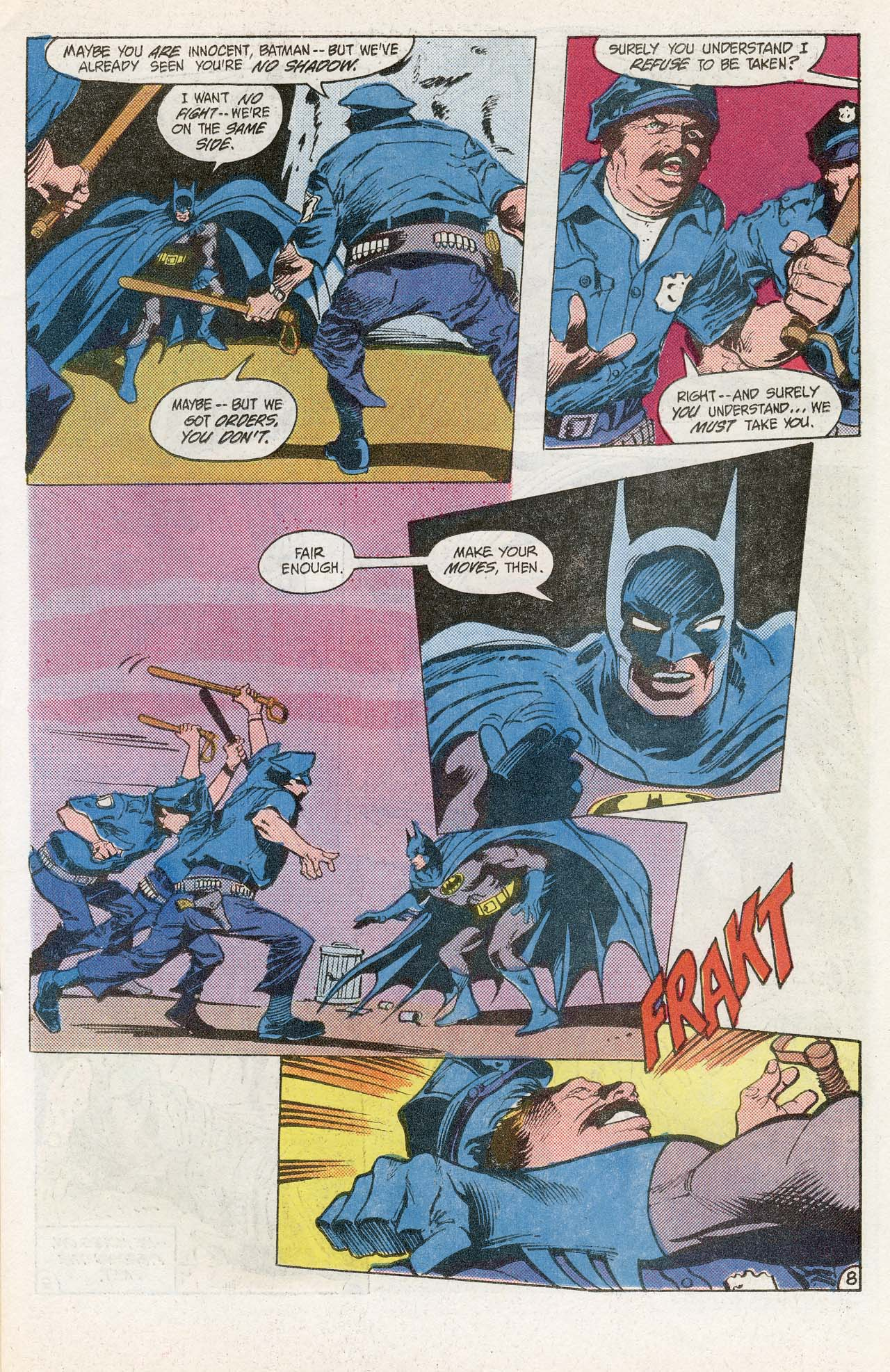 Detective Comics (1937) Issue #546 Page 11