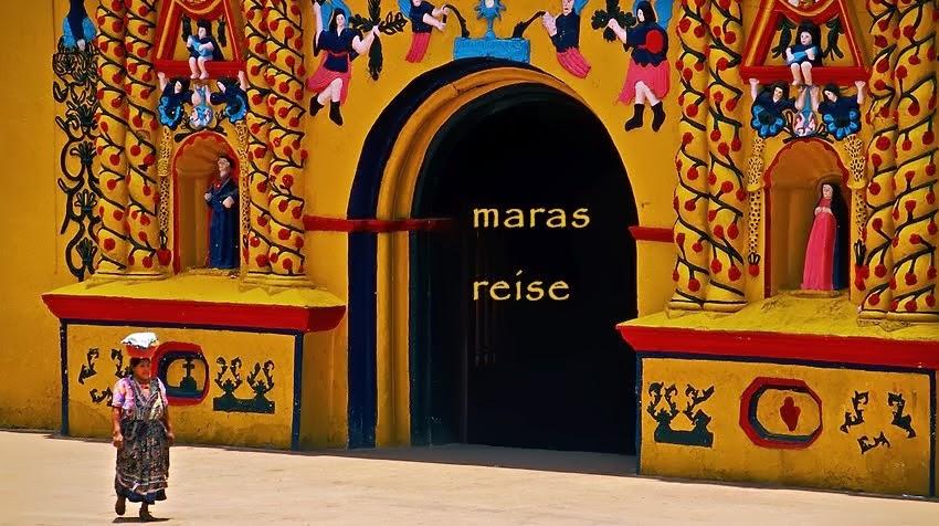 Mara in Guatemala