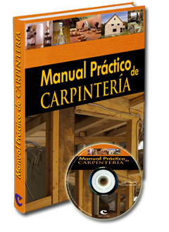 Libros manual pr ctico de carpinter a planos proyectos for Planos carpinteria pdf
