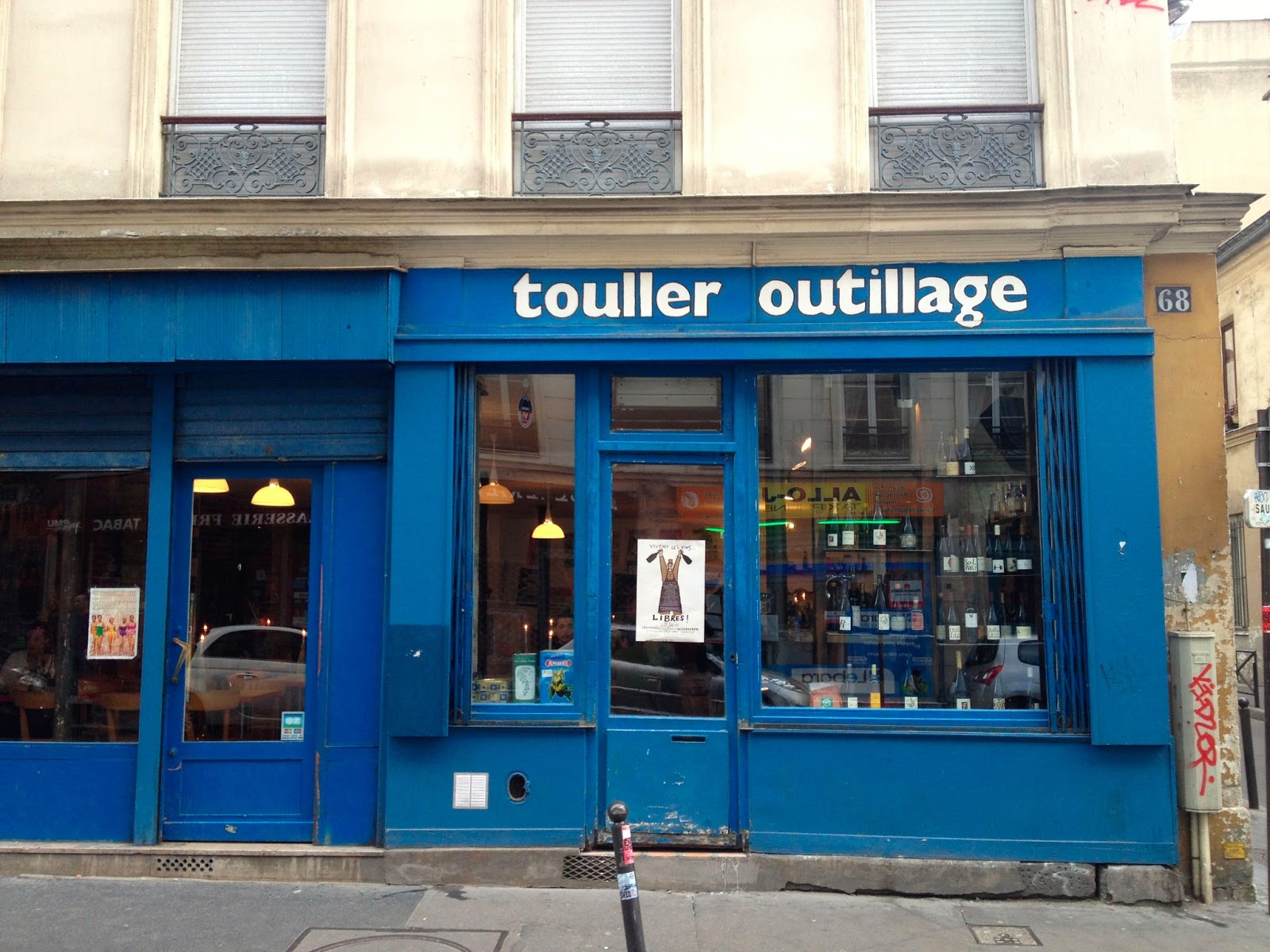 Touller Outillage - Cave, Bar vins Tapas - Facebook