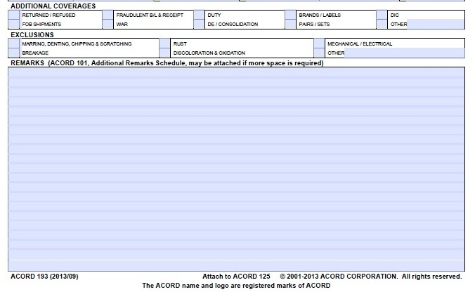 Simply Easier Acord Forms July 2014