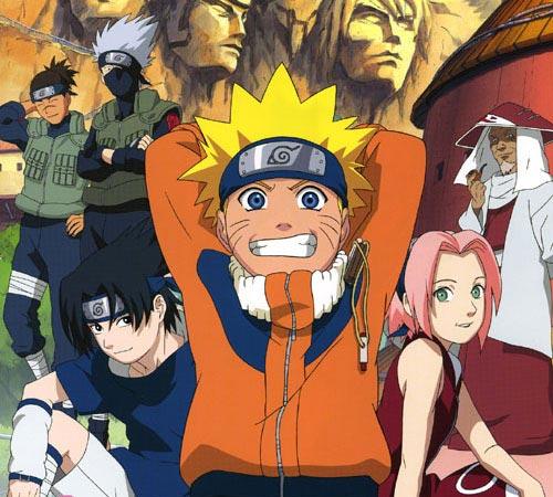animes favoritos.!!! Naruto