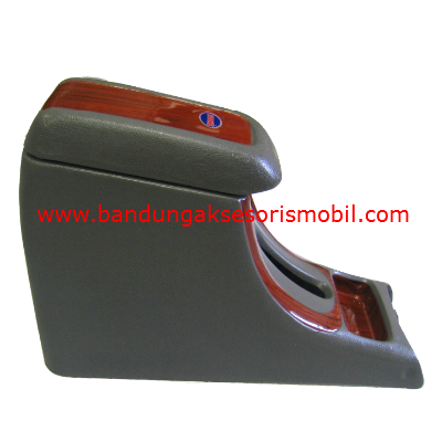 Console Box New Avanza 2009 Abu Wood