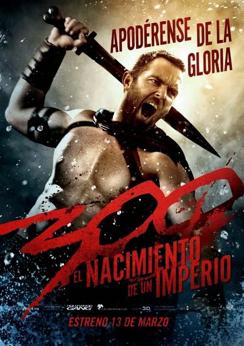300: El Nacimiento de un Imperio [2014] BDRip Español Latino