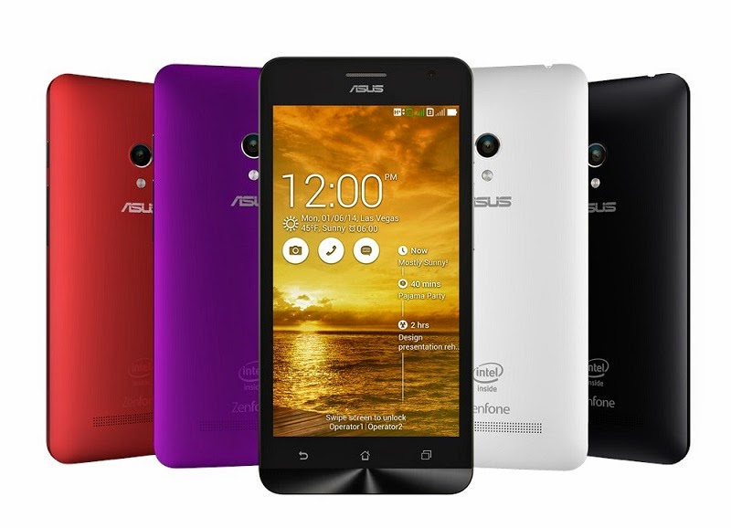 Harga Asus Zenfone 5 A500KL